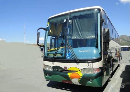 ônibus comil campione 3.65  ú.dono  fretamentos