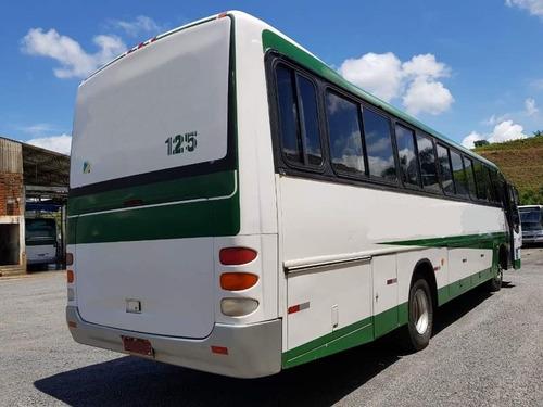 ônibus comil fretamentos mercedes motor dianteiro