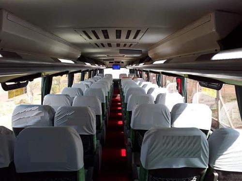 ônibus comil leito turismo hd - só turismo, ú.dono seminovo