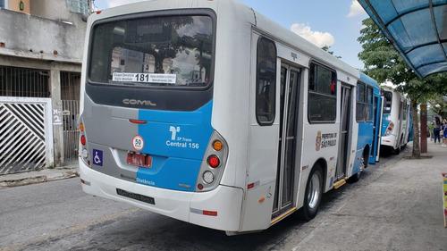 ônibus comil svelto m-benz of 1519 2013/14 03p 27lug aurovel