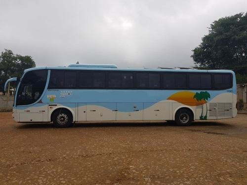 ônibus de fretamentos com ar condicionado,excelente conserv.
