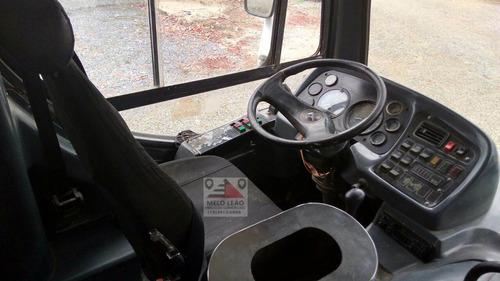 ônibus escolar caio apache s21 u - 01/01 - 45 lugares