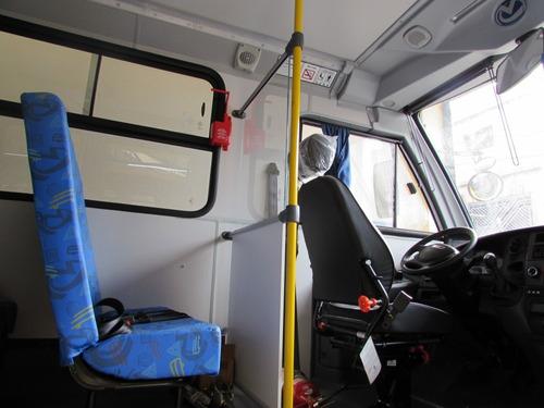 ônibus escolar mascarello gran micro s2 33 lugares
