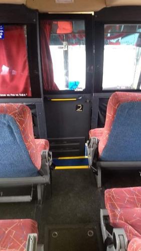 ônibus irizar century 370 scania k 310 de fretamentos impec.