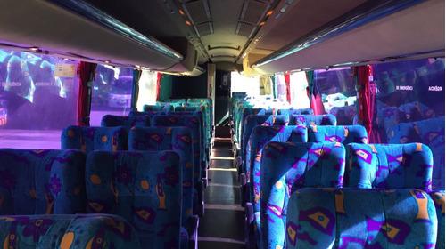 ônibus irizar century vw 18.3100t  2004 com ar cond. 38lug