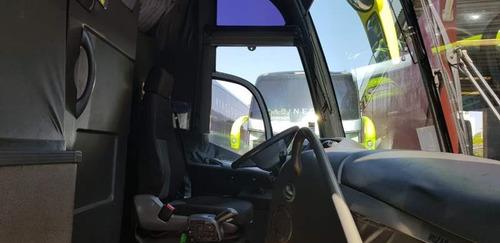 ônibus irizar i6 390  leito únido dono volvo b380 financiado