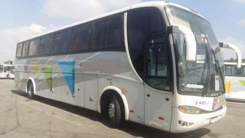 ônibus marcopolo 1200  g6 volks motor cummins