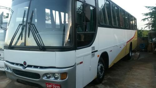 ônibus marcopolo andare ano 2000, mbb 1721 dianteiro