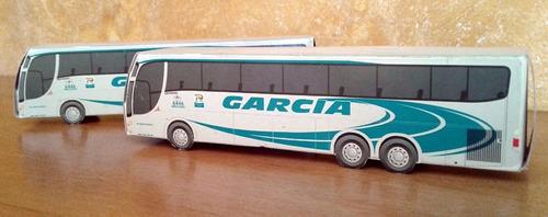 ônibus marcopolo da viação garcia