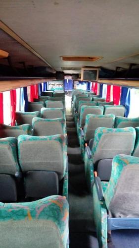 ônibus marcopolo g5, 1450 motor scania
