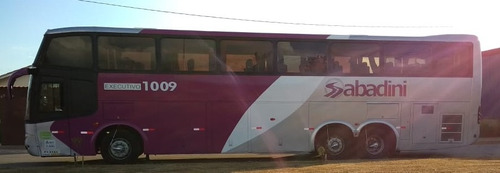 ônibus marcopolo gv 1450 - 49 l - scania 113 1995 transf g6