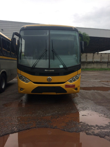 ônibus marcopolo ideale vw17.230 2007 45lug reclin. aurovel