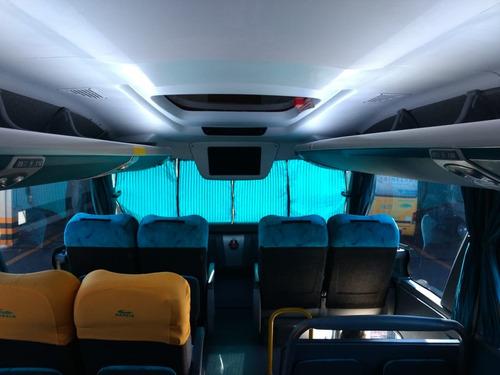 ônibus marcopolo ld, 2015, scania, 44 lugares, r$ 650 mil