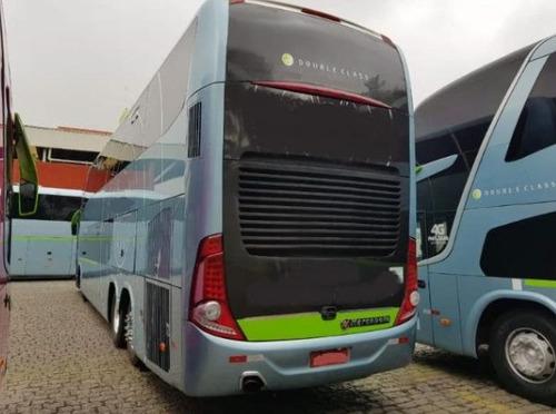 ônibus marcopolo paradiso 1800 dd g7 scania k 380 ib 2011