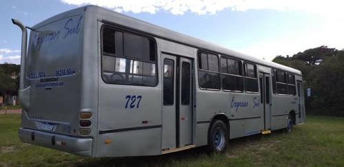 ônibus marcopolo torino ano 2006 mercedes dianteiro
