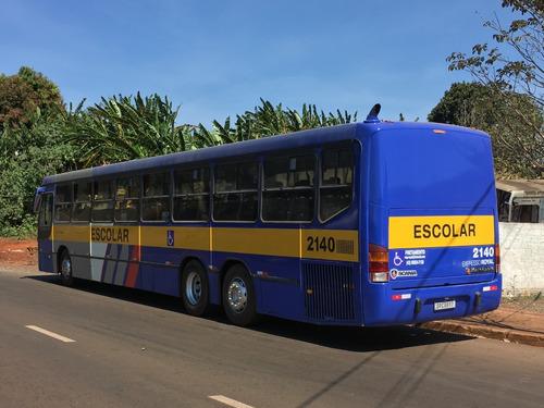 ônibus marcopolo viale / scania k270-ib (2006) 52 lug.