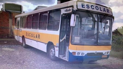 ônibus marcopolo viale urbano escolar mercedes revisado