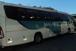 ônibus marcopolo1050 ano 2010, volvob9r, 46l,ar, wc, 181.500