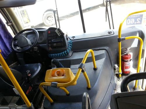 ônibus mascarelo ano 2012 c/elevador