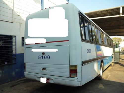 ônibus mb 1620 of gv850 marcopolo 48l ($39.990,00  a vista )