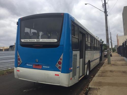 ônibus m.benz o 500 milenium
