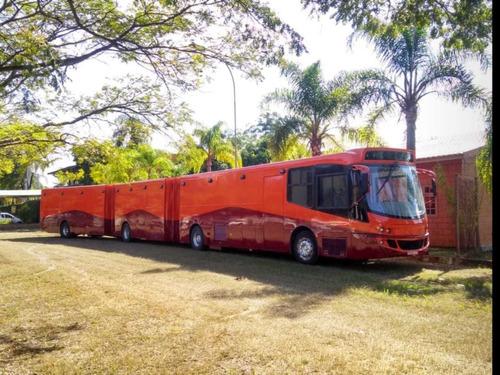 ônibus mercado - oportunidade de negócio