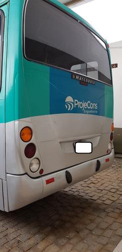 ônibus mercedes bens 2009 marco polo torino u