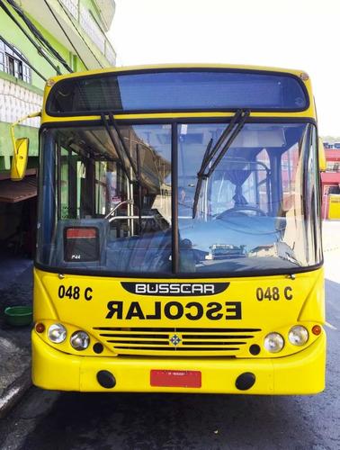 ônibus mercedes - benz - modelo busscar urbanuss - ó 500.