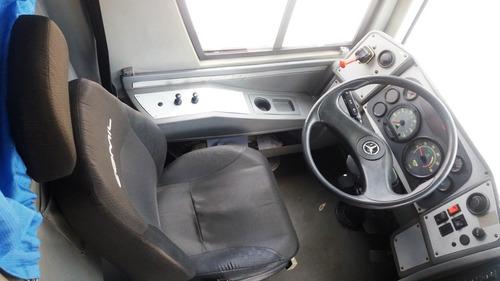 ônibus mercedes o500m  fretamento. ano 2011/2011