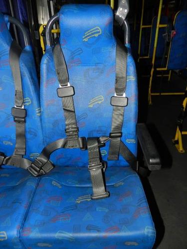 ônibus micrão -seminovo - acessibilidade completa com tv/dvd