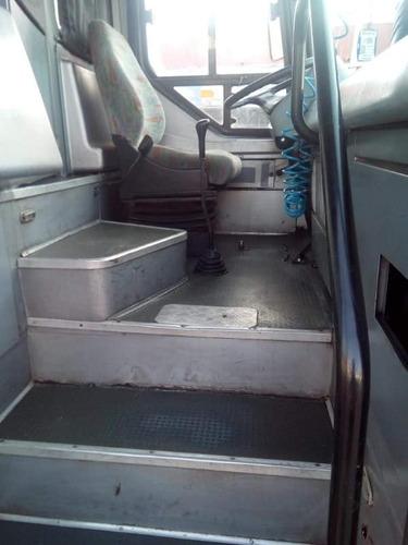 ônibus monobloco mercedes ar de teto - de viagens ótima cons