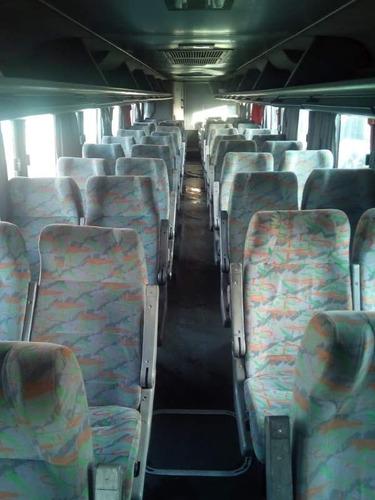 ônibus monobloco mercedes  de viagens 0400 r s d
