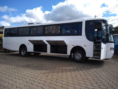ônibus motor dianteiro mercedes of-1721 busscar rodoviario