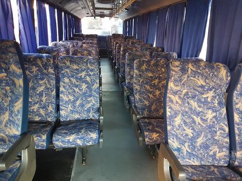 ônibus mpolo viale uma porta / mb1721 / ar cond. / 49 lug