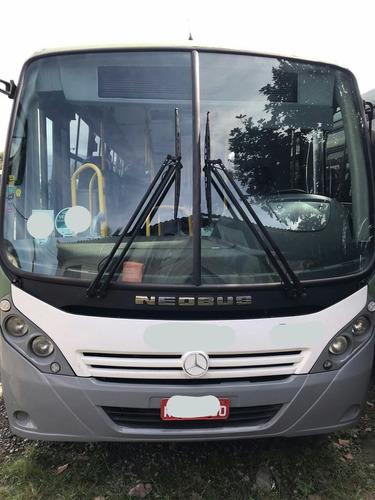 ônibus neobus mb 1721 ano 13/14 r$165.000,