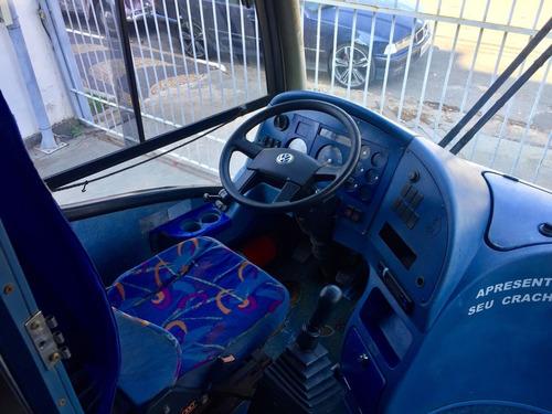 ônibus neobus volks 17.240 spectrum  2002 46lug