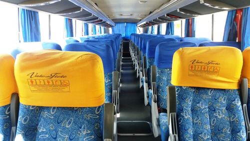 ônibus para fretamento motor traseiro ano 2011/2011