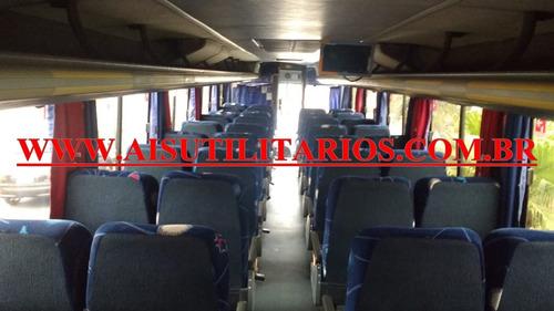 ônibus paradiso 1200 52 lugares c/ar confira oferta! ref.379