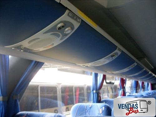 ônibus paradiso 1200 g7 - executivo completo - 50 poltronas