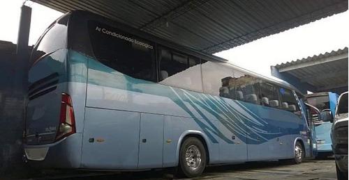 ônibus paradiso 1200 g7 scania k 310  turismo e fretamento