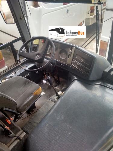 ônibus rod. busscar 320 - ano 1995 - mot/dianteiro johnnybus
