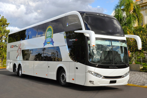 ônibus rod. dd e ld marcopolo ,comil, paradise toco ou truck