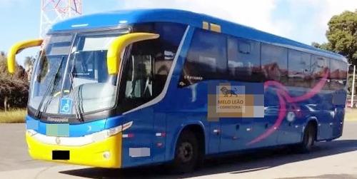 ônibus rod. paradiso g7 1050 2012 46lg (+5% pg pelo comprado
