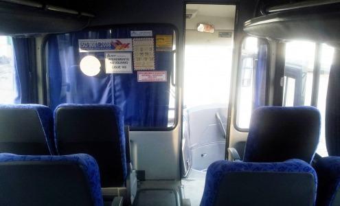 ônibus rodov. 2009, comil versatile, vw 17230, 48lug, 78 mil