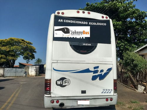 ônibus rodov. trucado irizar century 345 ano 2001 johnnybus