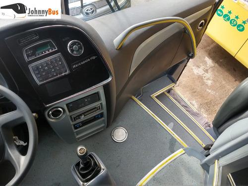 ônibus rodov. trucado paradiso g7 1200 ano 2014 johnnybus