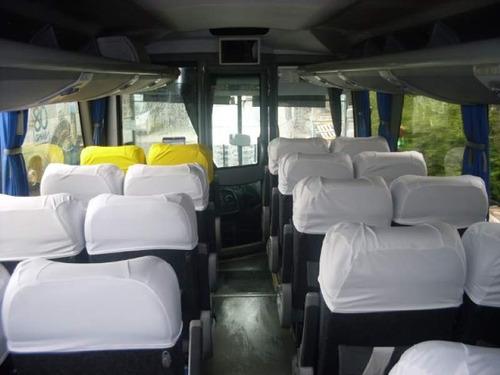 ônibus rodoviário 1200 g7 50 poltronas   revisado garantia