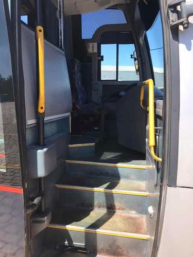 ônibus rodoviário busscar 340 m.benz o500r 46lug. 2008
