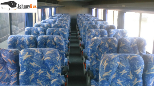 ônibus rodoviário busscar el buss 320 - ano 2008 - johnnybus