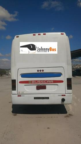 ônibus rodoviário busscar el buss 340 - ano 2000 - johnnybus